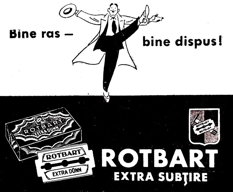Lame Rotbart Realitatea ilustrată (1941)