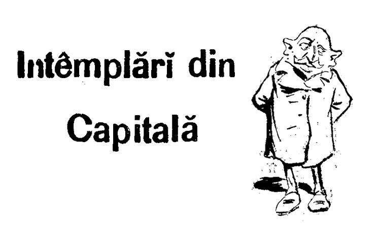 întâmplări din capitală 1886