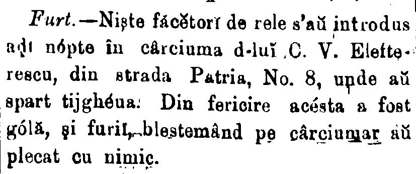 stiri amuzante presa veche 1886