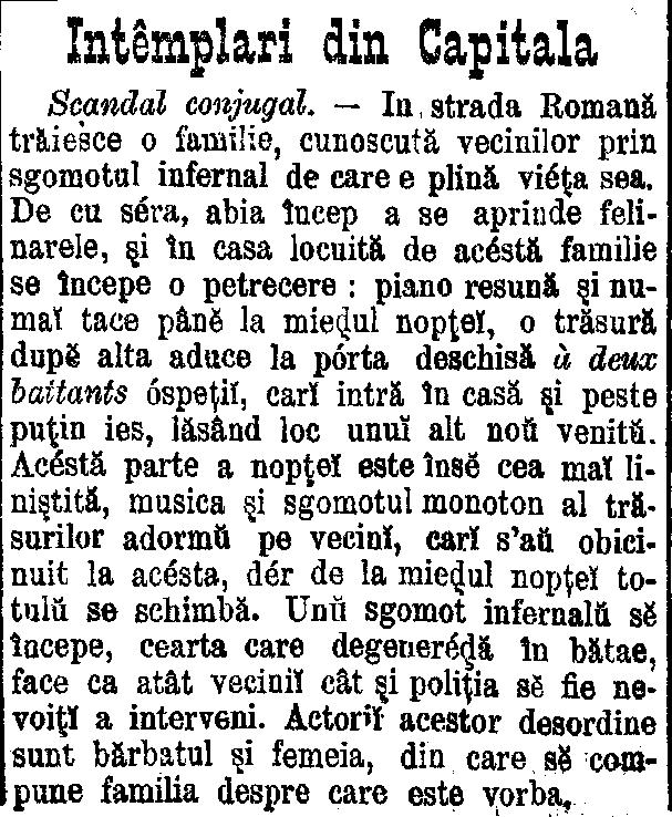 Telegraful, 26 mai 1884