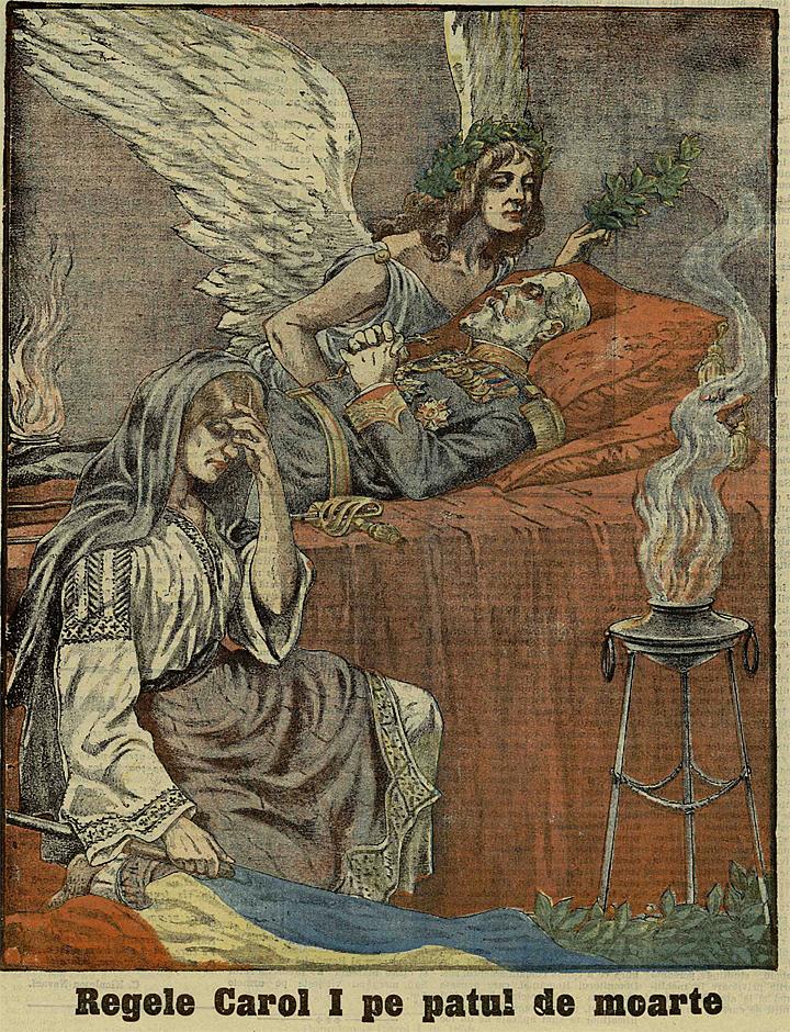 Moartea regelui Carol I