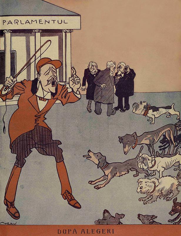Furnica, 1912 - dupa alegeri
