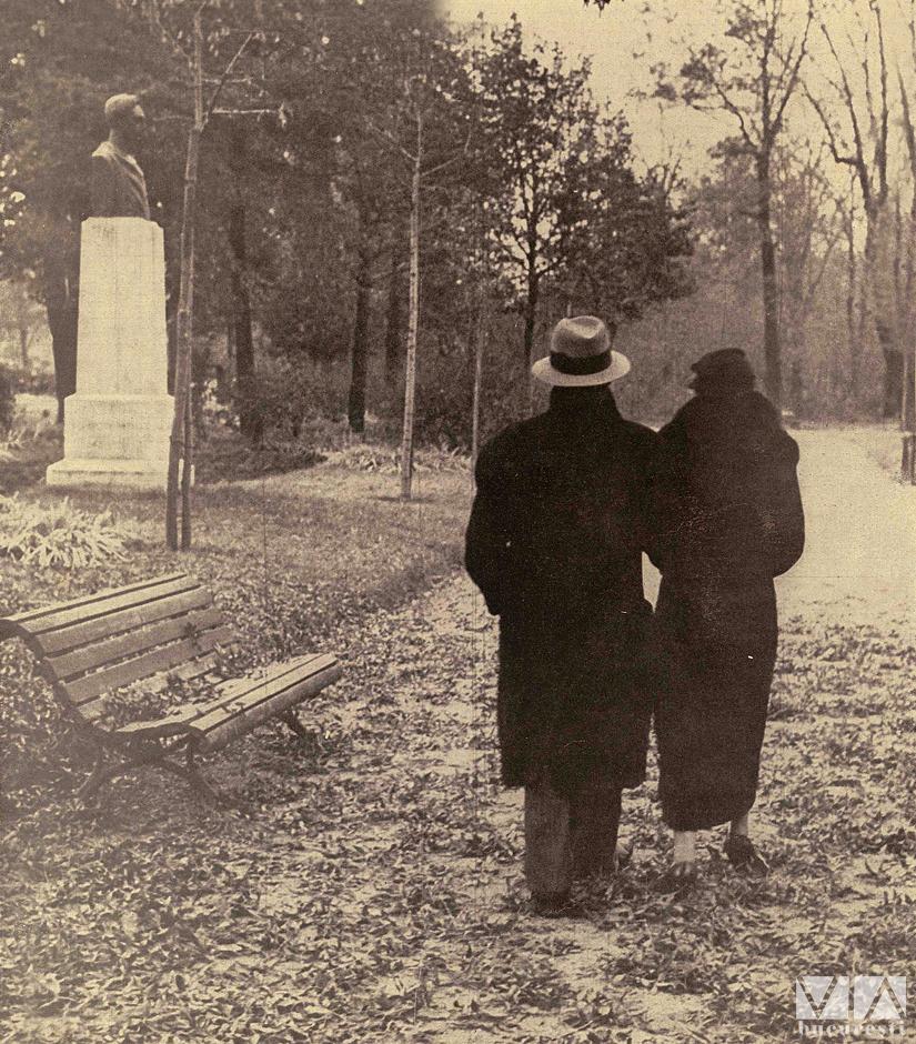 Ilustraţiunea română, 1936 - Toamna la Șosea