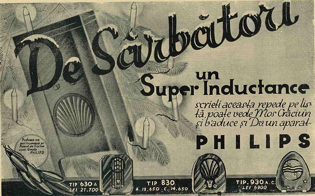 Ilustrațiunea Română, 25 decembrie 1932-2