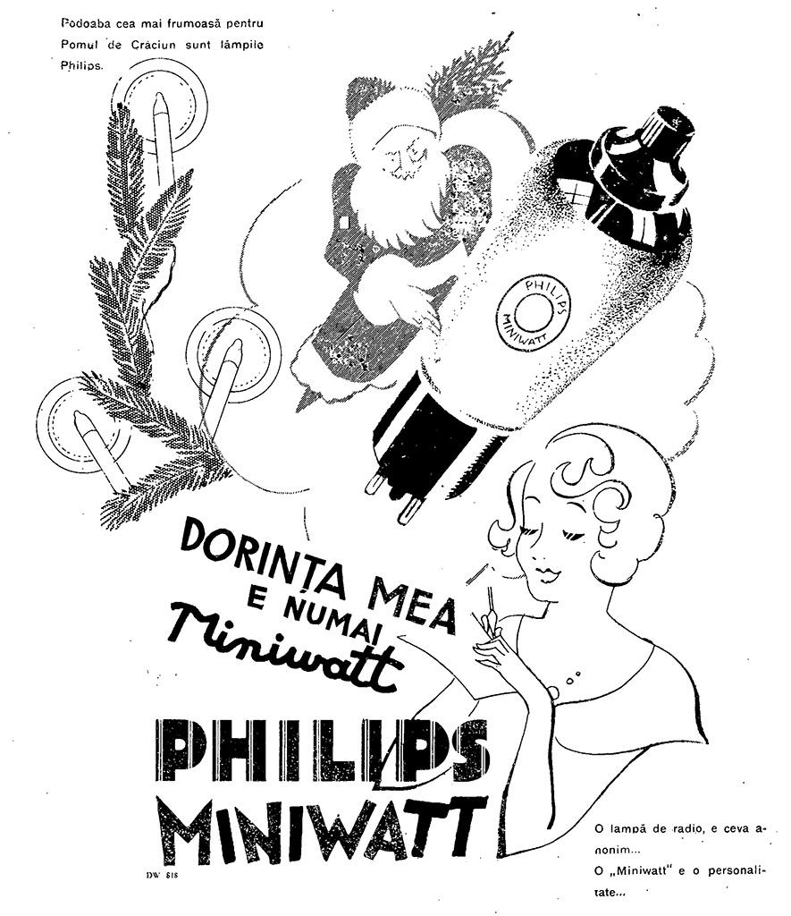Ilustrațiunea Română, 25 decembrie 1932