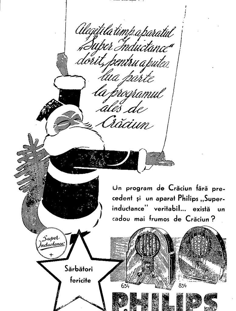 Ilustrațiunea Română, 25 decembrie 1933