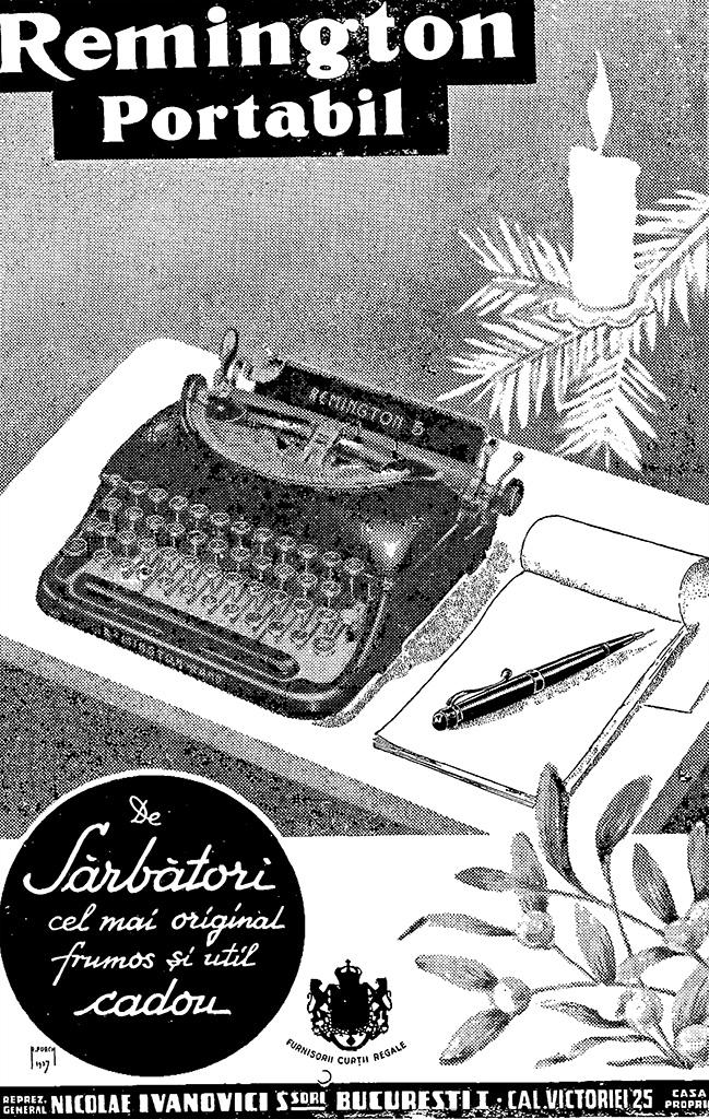 Ilustrațiunea Română, 25 decembrie 1938