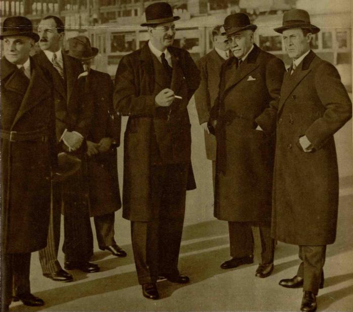 Fotografia originală - Realitatea Ilustrată, 18 martie 1936(2)