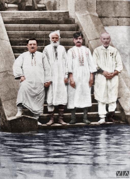 Fotografia originală - Realitatea Ilustrată, ianuarie 1932