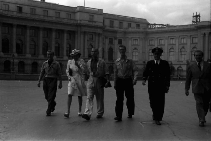 Piata Palatului, 1941