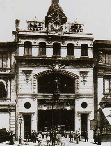 Clădirea L'Independance Roumaine