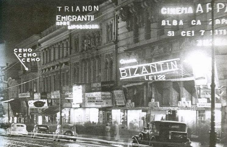 Bulevardul Elisabeta Hollywood-ul românesc