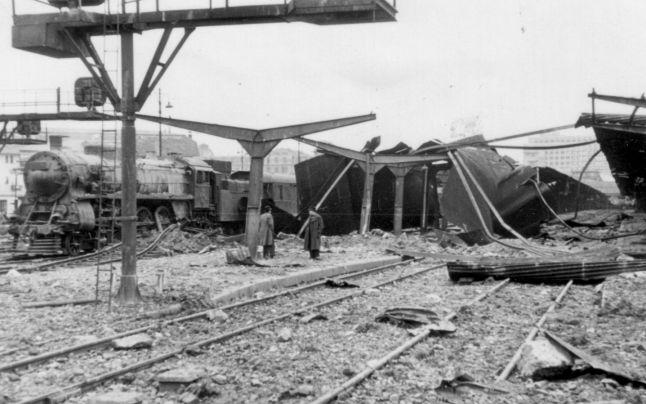 Bombardamente al doilea razboi mondial Bucuresti 1944