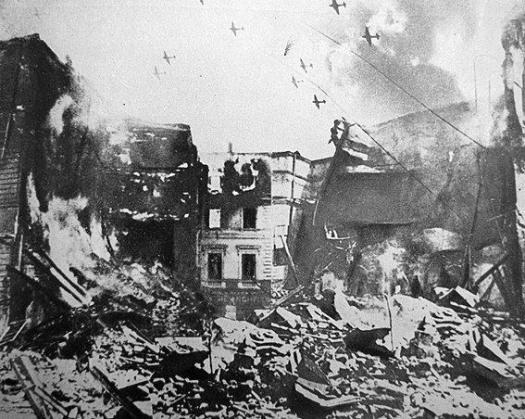 Bombardamentele din București aprilie mai 1944