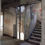 detaliu casa liftului
