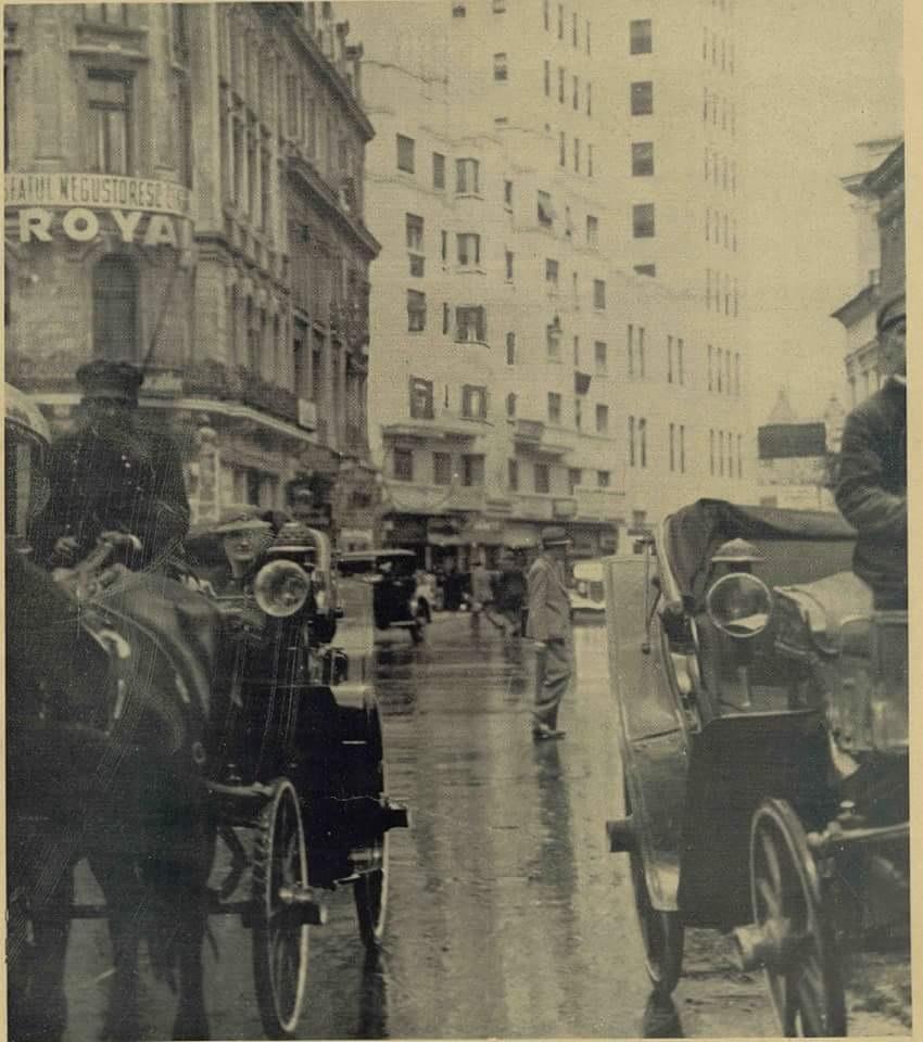 """Café Royal în 1936. Sursa foto: """"Ilustrațiunea română"""""""