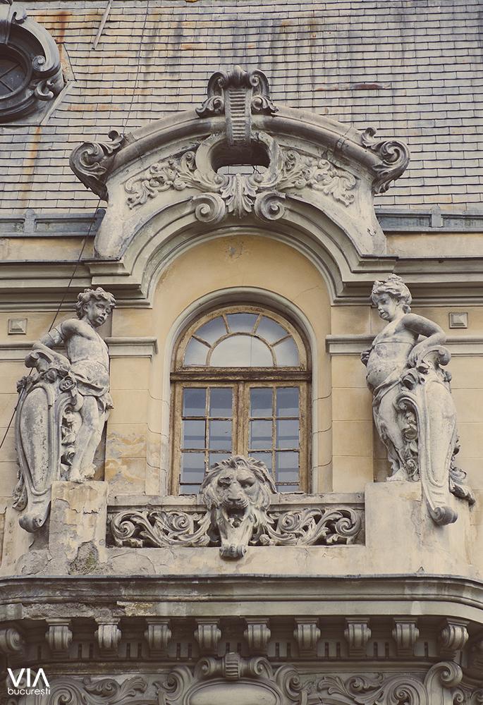 Casa Miței Biciclista, început de secol XX