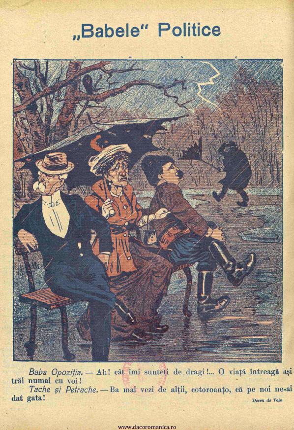 Furnica, martie 1910