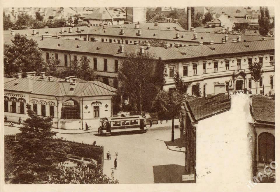 scoala centrala tramvai
