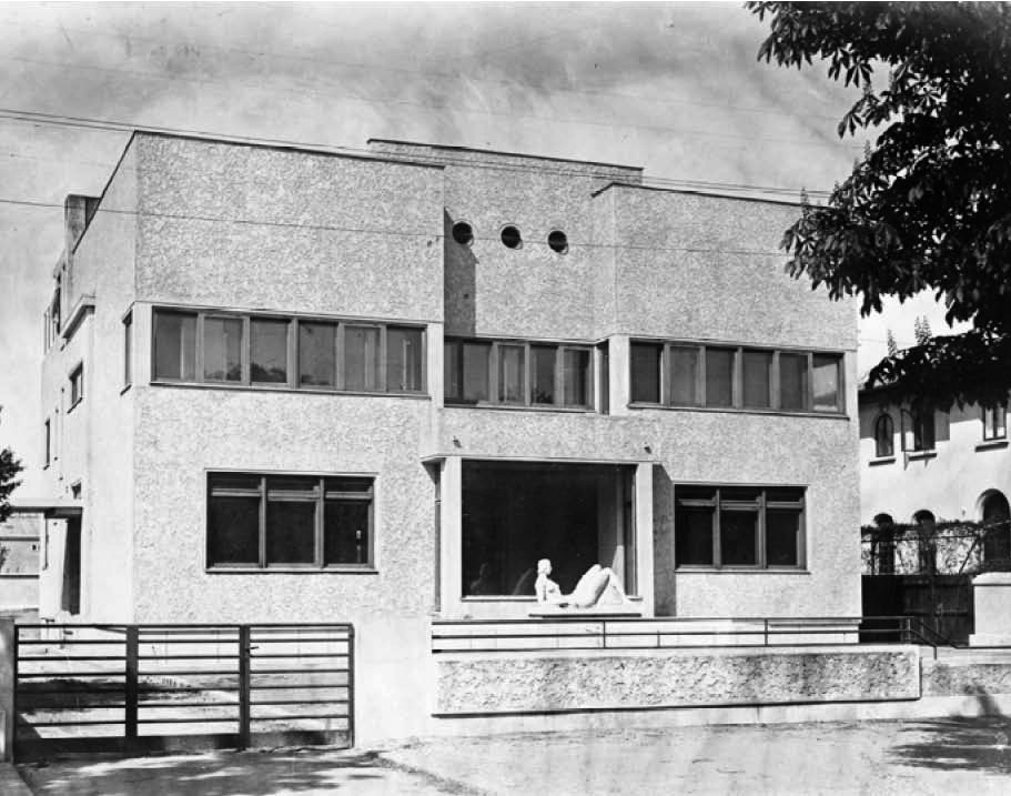 Vila Florica Chihaescu - Marcel Iancu